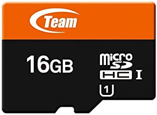 Team 32GB Micro SDHC Card UHS-I Class 10 80MB/s with Adapter-Packaging May Vary