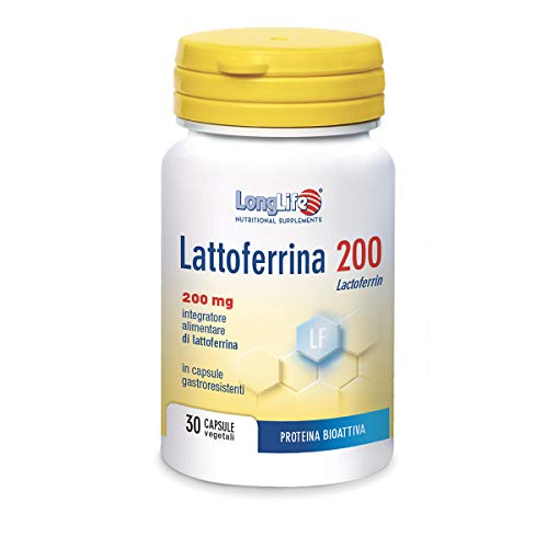 LongLife LATTOFERRINA 200mg