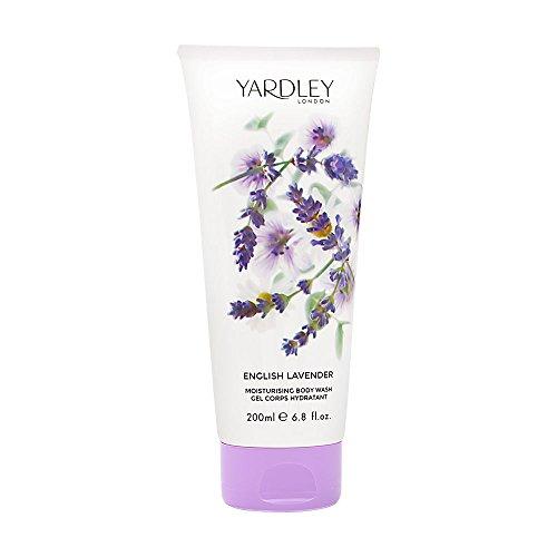 Yardley English Lavender Nettoyant pour le Corps 200 ml