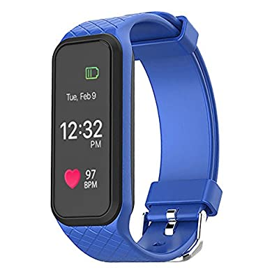 Nasion.V Smart Watch P1 Fitness Tracker Activity Heart Rate Monitor HRV Analysis Pedometer Sleep Steps Tracker with Multi-Sports Modes IP68 Waterproof Bluetooth GPS Running Watch