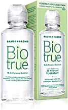 Contact Lens Solution by Biotrue, Multi-Purpose Solution for Soft Contact Lenses, 4 Fl Oz (Pack of 6)
