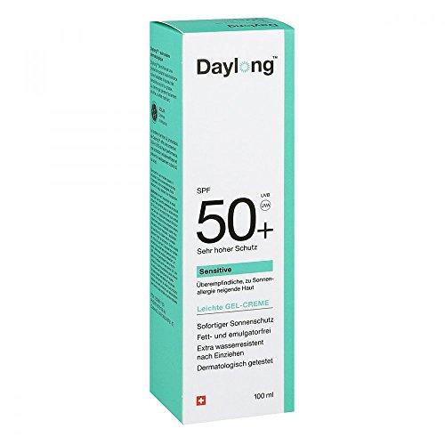Cetaphil sun Daylong extreme SPF 50+ sensitive Gel-Creme, 100 ml Gel