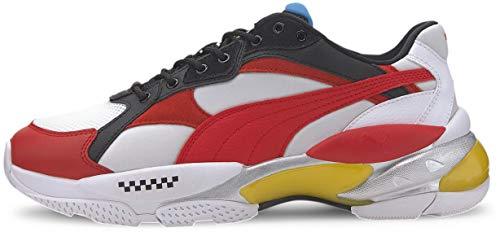PUMA Men's Scuderia Ferrari Cell Epsilon Sneaker