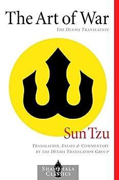 Paperback The Art of War: The Denma Translation (Shambhala Classics) Book