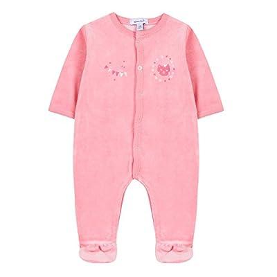 Absorba Boutique Pyjamas Rose, Pijama para Bebés