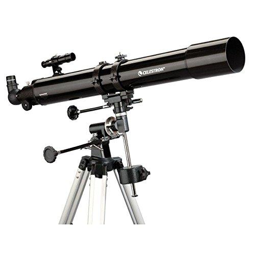 Celestron PowerSeeker 80 EQ - 80/900 Refraktor Teleskop
