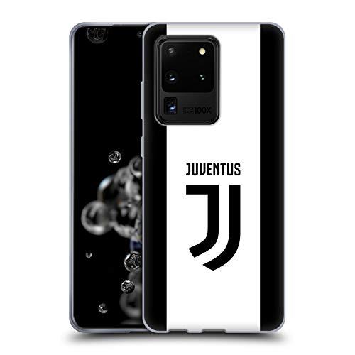 Head Case Designs Ufficiale Juventus Football Club in Casa 2017/18 Race Kit Cover in Morbido Gel Compatibile con Samsung Galaxy S20 Ultra 5G