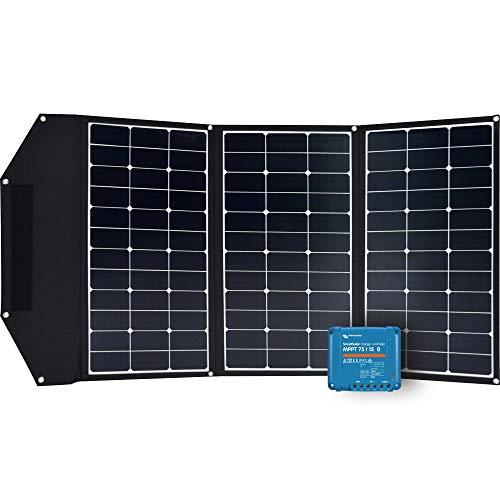 Offgridtec® FSP-2 180W Ultra KIT MPPT 15A faltbares Solarmodul Aufständerung integriert