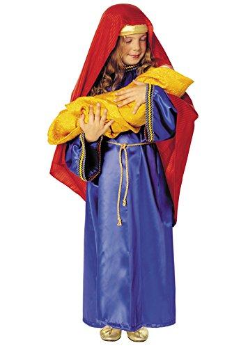 chiber - Disfraz Virgen Maria Nia (6-8 aos)