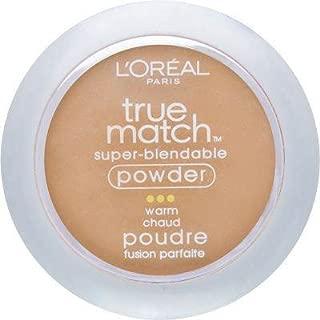 L'Oréal Paris True Match Super-Blendable Powder, Caramel Beige, 0.33 oz.