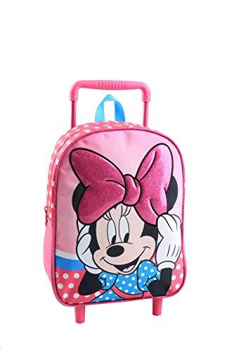 Jacob & Co. Disney Minnie Mouse Sac à Dos à roulettes...
