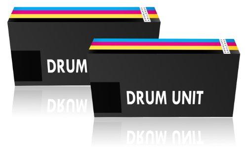 Trommeleinheit DR2200 kompatibel zu Brother Laserdrucker DCP-7055, DCP-7060D, DCP-7065DN, DCP-7070DW, HL-2130, HL-2132, HL-2135W, HL-2240, HL-2240D, HL-2250DN, HL-2270DW, MFC-7360N, MFC-7460DN, MFC-7460N, MFC-7860DW - ZWEI TROMMELN