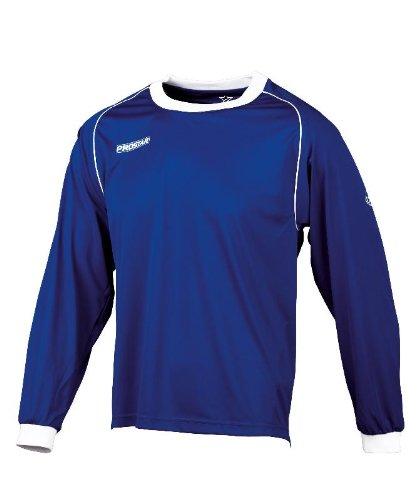 "Prostar Classic - Camiseta, tamaño 32-34"", Color Azul Marino/Blanco"