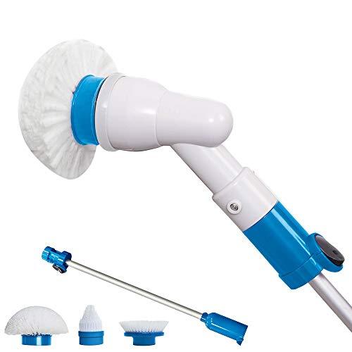 Hurricane Spin Scrubber Elektrische Reinigungsbürste Schrubben Putzen Reinigen  | Das Original von Mediashop