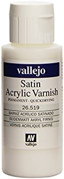Vallejo Model Color 60 ml Satin Liquid Varnish