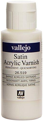 Vallejo Lack, flüssig, Modell-Farbe, 55ml, Seidenmatt