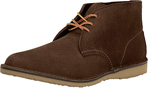 Red Wing Boots - Red Wing Weekender Chukka Boots - Black Abilene