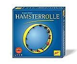 Zoch 601133500 Hamsterrolle, Das abgedrehte Geschicklichkeitsspiel für alle Schwerkraftexperten, mit hochwertigem Spielmaterial aus Holz, ab 6 Jahren