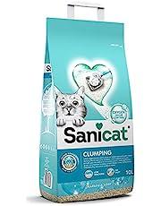 Sanicat clumping + marseille soup 10L, azul