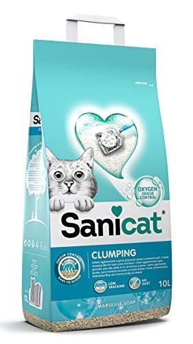 Sanicat Clumping+ Marsella Soap