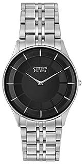 Citizen Men's Eco-Drive Stiletto Stainless Steel Watch #AR3010-57E (B002BWPDEI) | Amazon price tracker / tracking, Amazon price history charts, Amazon price watches, Amazon price drop alerts