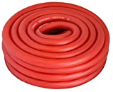 SoundBox Connected 0 Gauge Red Amplifier Amp Power/Ground 1/0 Wire 25 Feet SuperFlex Cable 25'