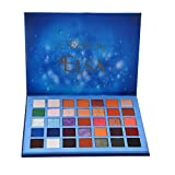 Kecar 35Colors Cosmetic Powder Eyeshadow Palette Makeup Natural Shimmer Matt Set, Health and Beauty Products for Women (Blue)