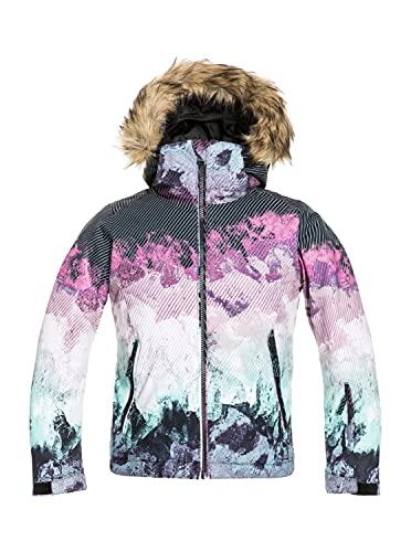 Roxy Jet Ski - Veste de Snow - Fille - Noir