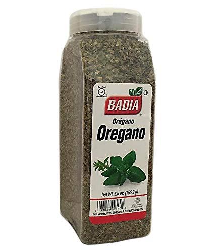 5.5 oz Bottle Whole Oregano Dried / deshidratado Gluten Free Kosher
