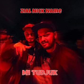 Mi Tudjuk (feat. Zial)