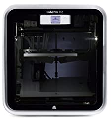 Controlled climate chamberensures improved accuracy and reliability of print for effortless, professional quality every time Three extruders print in 3 colors and multiple materials, including PLA, ABS, Infinity Rinse-Away support material, and Nylo...