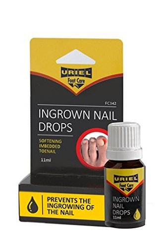 URIEL Advanced Treatment Ingrown Toenail Drops