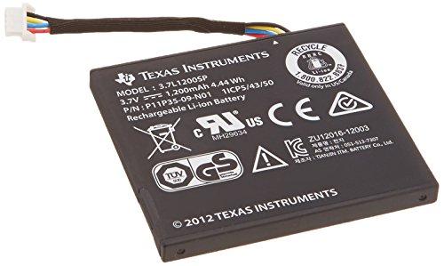1200mAh 3.7L1060SP Battery TEXAS INSTRUMENTS TI-Nspire CX, TI-Nspire CX CAS Graphing Calculator