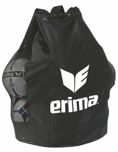 Erima Ballsack für 18 Bälle schwarz/weiß, Größe: 0