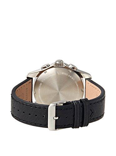 Victorinox 241651 – Reloj, Correa de Cuero Color Negro