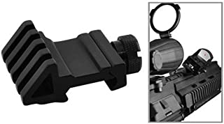 360 TACTICAL 45 Degree Offset Picatinny Rail Mount - Angle Mount
