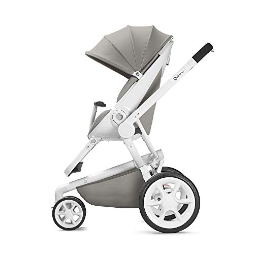 Quinny Poussette Mood design et Confort Grey Gravel