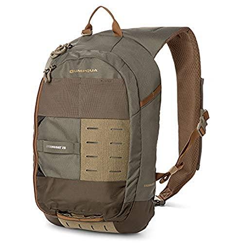 Umpqua ZS2 Steamboat Sling Backpack 35261, Olive, One Size