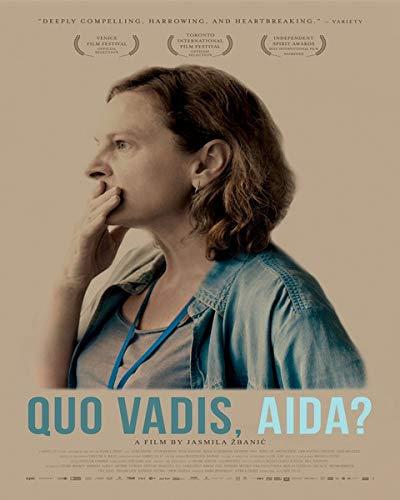 Quo Vadis Aida - Poster cm. 30 x 40