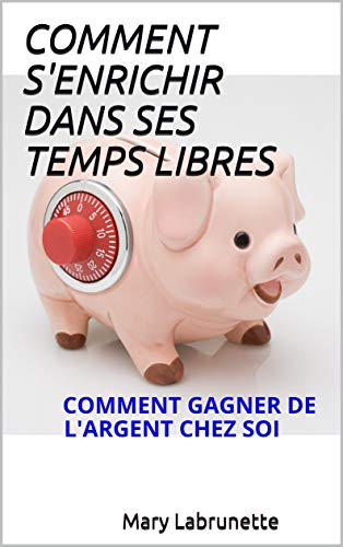 COMMENT S'ENRICHIR DANS SES TEMPS LIBRES: COMMENT GAGNER DE L'ARGENT CHEZ SOI (French Edition)