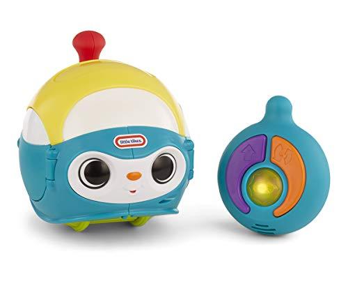 Litte Tikes- Robot RADIOCOMANDATO, Colore Blu, 647239