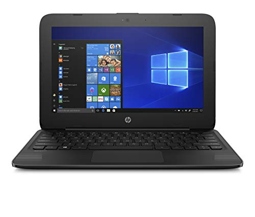 "HP Stream Laptop PC 11.6"" Intel N4000 4GB DDR4 SDRAM 32GB eMMC Includes Office 365 Personal for One Year"