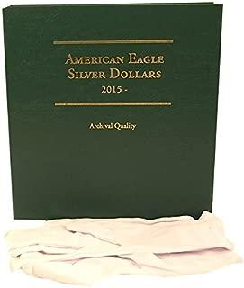 Littleton American Silver Eagles 2015-Date Album LCA79 by Littleton