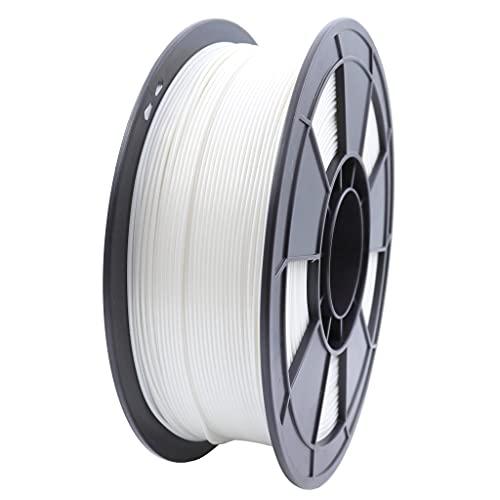 3D Filament PLA 1,75mm 1kg netto in verschiedenen Farben (Weiß)
