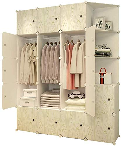 Buy Cheap Yu Tonga Wardrobe Simple Assembly Modern Portable Wardrobe Closet Clothes Toy Storage Box ...