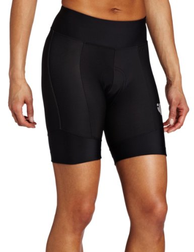 PEARL IZUMI Attack Women's Cycling Shorts - XXL, Bl