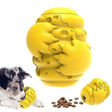 ✅ VON HUNDELIEBHABERN FÜR HUNDELIEBHABER ✅ Von verschiedenen Hunden getestet! ✅ Fazit: Garantiert ein neues LIEBLINGSSPIELZEUG deines Vierbeiners! 🐶 Tolles interaktives Kauspielzeug und Futterspender für alle Hunde FUTTERFUNKTION 🐶 Befüllbar mit Leck...