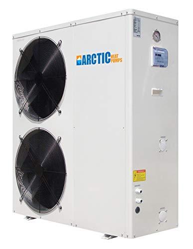 Northern Lights Group Titanium Heat Pump for Swimming Pool, Spa, and Hot Tub - Air Source Heat Pump Heats and Chills Pools- 86,000 BTU