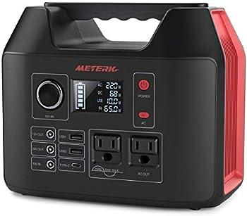 Meterk Portable 300W Power Station