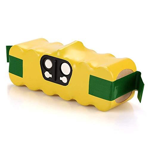 Reoben 14.4V 4500mAh Ni-MH batería para iRobot Roomba 500 510 520 530 532 535 540 545 550 552 555 560 562 570 580 581 582 585 595 600 610 620 630 631 650 660 700 760 770 780 790 800 870 880 900